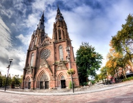 Sint-Catherinakerk Eindhoven by Lennart Tange